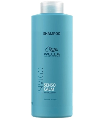 Picture of WELLA PROFESSIONALS INVIGO SENSO CALM SENSITIVE SHAMPOO 1000 ML