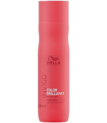 Picture of WELLA PROFESSIONALS INVIGO COLOR BRILLIANCE SHAMPOO FINE 250 ML