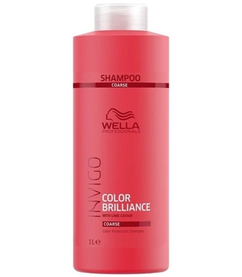 Picture of WELLA PROFESSIONAL INVIGO COLOR BRILLIANCE SHAMPOO COARSE 1000 ML