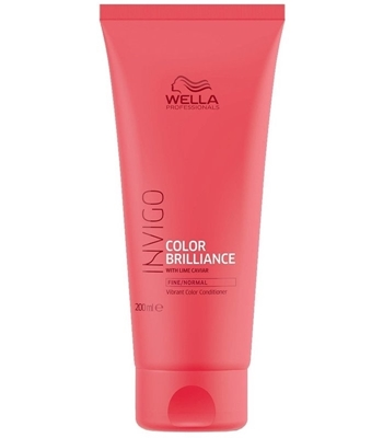 Picture of WELLA PROFESSIONALS INVIGO COLOR BRILLIANCE CONDITIONER FINE 200 ML