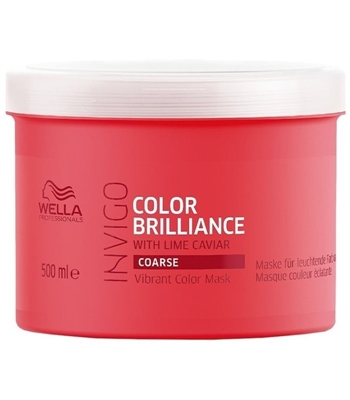 Picture of WELLA PROFESSIONALS INVIGO COLOR BRILLIANCE MASK COARSE 500 ML