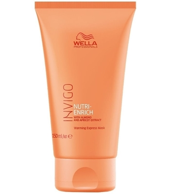 Picture of WELLA PROFESSIONALS NUTRI ENRICH WARMING EXPRESS MASK 150 ML