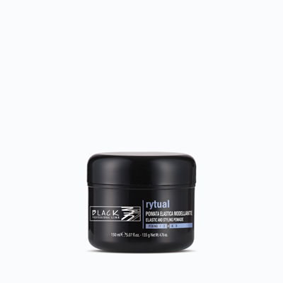 Picture of BLACK PROFESSIONAL LINE RYTUAL ELASTIC AND STYLING POMADE 150 ML