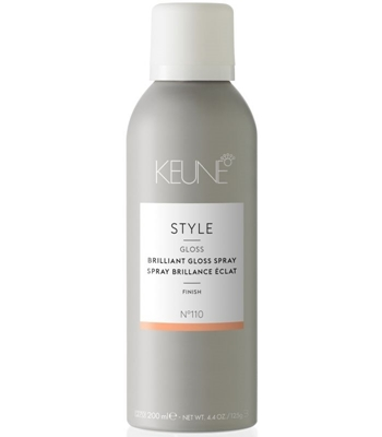 Picture of KEUNE STYLE BRILLIANT GLOSS SPRAY 200ML