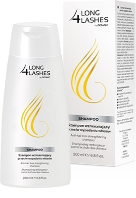 Picture of LONG 4 LASHES ANTI-HAIR LOSS STRENGTHENING SHAMPOO 200ML