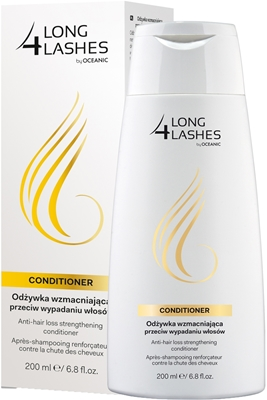 Picture of LONG 4 LASHES ANTI-HAIRS LOSS STRENGTHENING CONDITIONER 200ML
