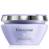 Показать информацию о KERASTASE BLOND ABSOLU MASQUE ULTA-VIOLET 200ML