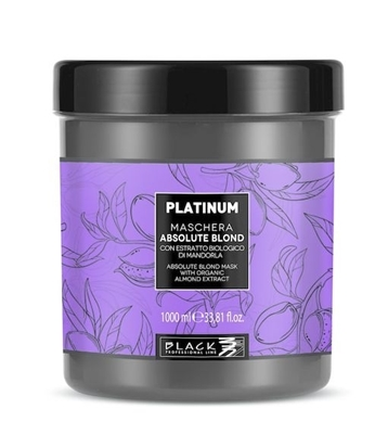 Picture of BLACK PROFESSIONAL LINE ABSOLUTE BLOND MASK 1000 ML
