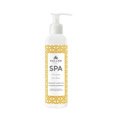 Picture of KALLOS SPA MASSAGE AND BODY OIL 200ML