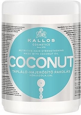 Picture of KALLOS COCONUT MASK 1000 ML