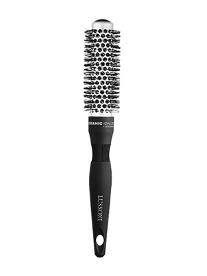 Picture of LUSSONI ROUND SILVER STYLING BRUSH 25MM