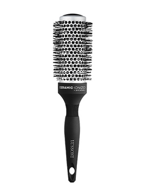 Picture of LUSSONI ROUND SILVER STYLING BRUSH 43MM