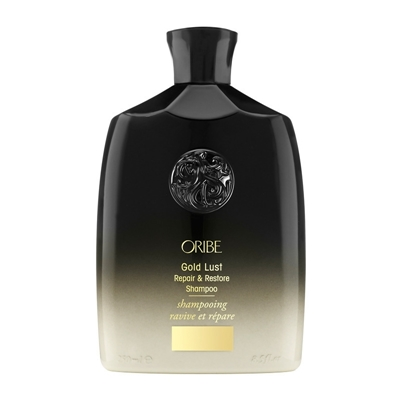 Picture of ORIBE GOLD LUST REPAIR & RESTORE SHAMPOO 250ML