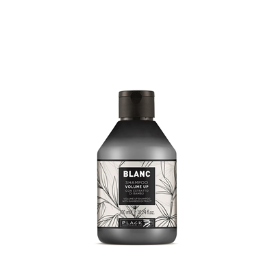 Picture of BLACK PROFESSIONAL LINE BLANC VOLUME UP SHAMPOO 300 ML