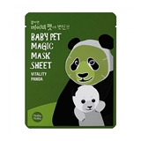 Показать информацию о HOLIKA HOLIKA MASK SHEET BABY PET MAGIC PANDA