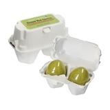 Показать информацию о HOLIKA HOLIKA GREEN TEA EGG SOAP 2X50G