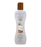 Show details for BIOSILK SILK THERAPY ORGANIC COCONUT OIL LEAVE-IN TREATMENT 167ML