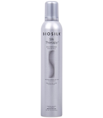 Picture of BIOSILK SILK THERAPY MOUSSE MEDIUM HOLD 360gr