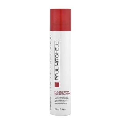 Picture of Paul Mitchell Flexible Style Hot Off The Press 200ml