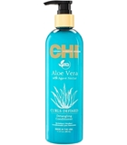 Показать информацию о CHI ALOE VERA CURLS DEFINED CONDITIONER 340ML