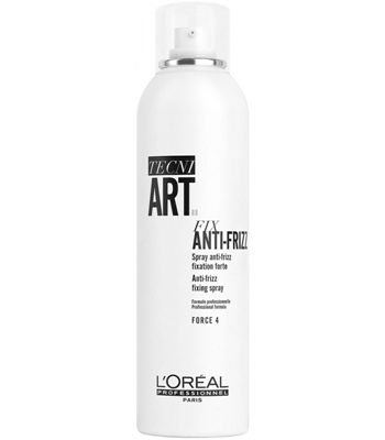 Picture of L'OREAL TNA FIX ANTI-FRIZZ SPRAY 250 ML loreal лореал