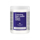 Показать информацию о KALLOS COLORING HAIR MASK SILVER REFLEX 1000ML