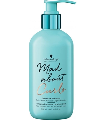 Picture of SCHWARZKOPF PROFESSIONAL MAD ABOUT CURLS LOW FOAM CLEANSER 300ML