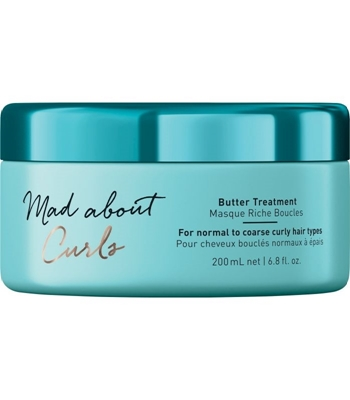 Picture of SCHWARZKOPF PROFESSIONAL MAD ABOUT CURLS BUTTER TREATMENT 200ML