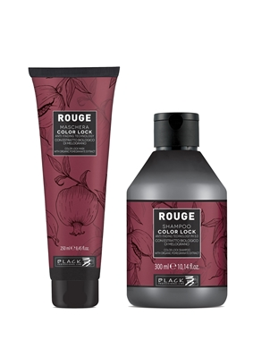 Picture of BLACK PROFESSIONAL LINE ROUGE COLOR LOCK SET