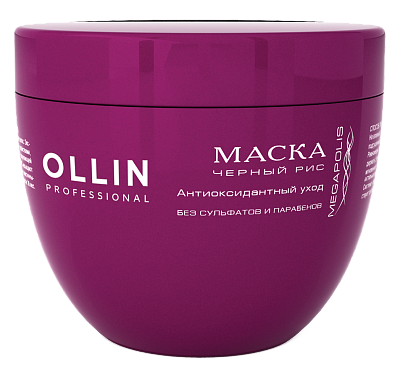 Picture of OLLIN MEGAPOLIS MASK 500ML