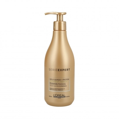 Picture of L'OREAL PROFESSIONNEL SE ABSOLUT REPAIR GOLD SHAMPOO 500ML
