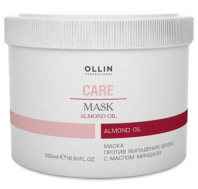 Picture of OLLIN CARE ALMOND OIL MASK 500ML