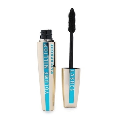 Picture of L`OREAL MASCARA VOLUME MILLION LASHES BLACK WATERPROOF 9ML
