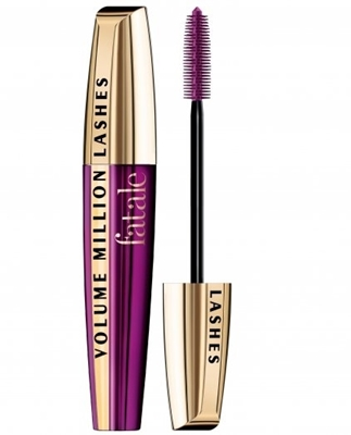 Picture of L`OREAL MASCARA VOLUME MILLION LASHES FATALE BLACK 9ML