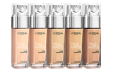 Показать информацию о L`OREAL FOUNDATION TRUE MATCH LIQUID 30ML