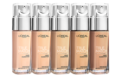 Picture of L`OREAL FOUNDATION TRUE MATCH LIQUID 30ML