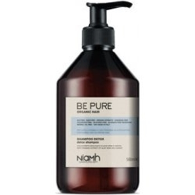 Picture of NIAMH BE PURE DETOX SHAMPOO 500 ML