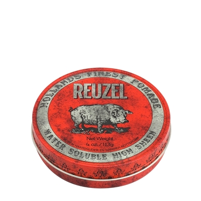 Picture of REUZEL RED HIGH SHEEN POMADE 113G