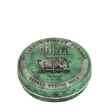 Show details for REUZEL GREEN MEDIUM HOLD GREASE 113G