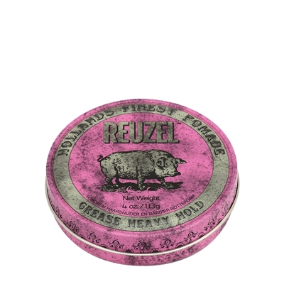 Picture of REUZEL PINK HEAVY HOLD GREASE 113G