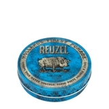 Show details for REUZEL BLUE STRONG HOLD HIGH SHEEN POMADE 113G