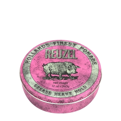 Picture of REUZEL PINK HEAVY HOLD GREASE 340G