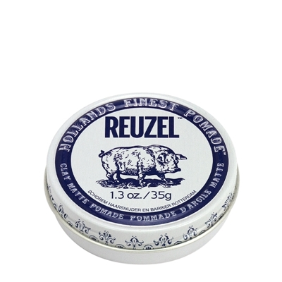 Picture of REUZEL MATTE CLAY POMADE 35G