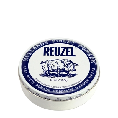 Picture of REUZEL MATTE CLAY POMADE 340G