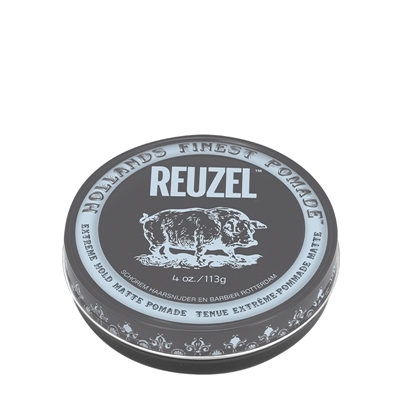 Picture of REUZEL EXTREME HOLD MATTE POMADE 113G