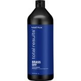 Show details for MATRIX TOTAL RESULTS BRASS OFF SHAMPOO 1000ML