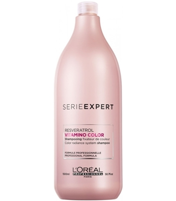 Picture of L`OREAL PROFESSIONNEL SE  VITAMINO COLOR SHAMPOO 1500 ML