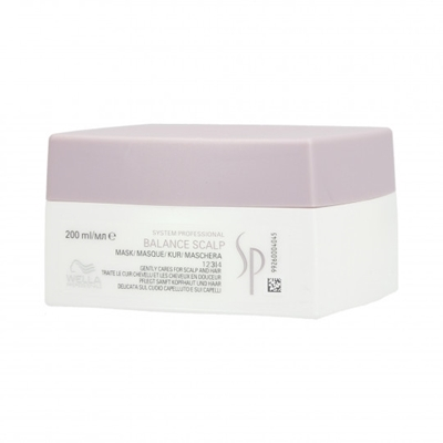 Picture of WELLA SP BALANCE SCALP MASK 200ML