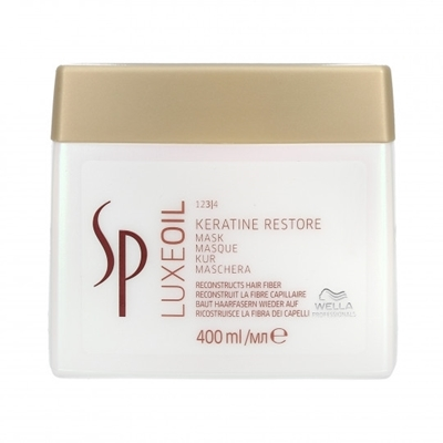 Picture of WELLA SP LUXE OIL REKATIN RESTORE MASK 400ML