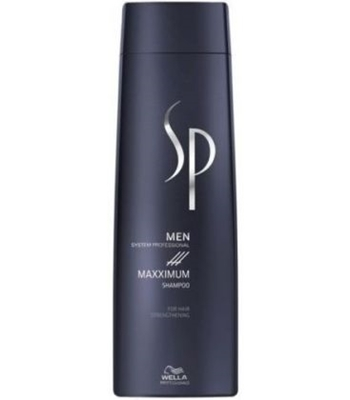 Picture of WELLA SP MEN MAXXIMUM SHAMPOO 250ML